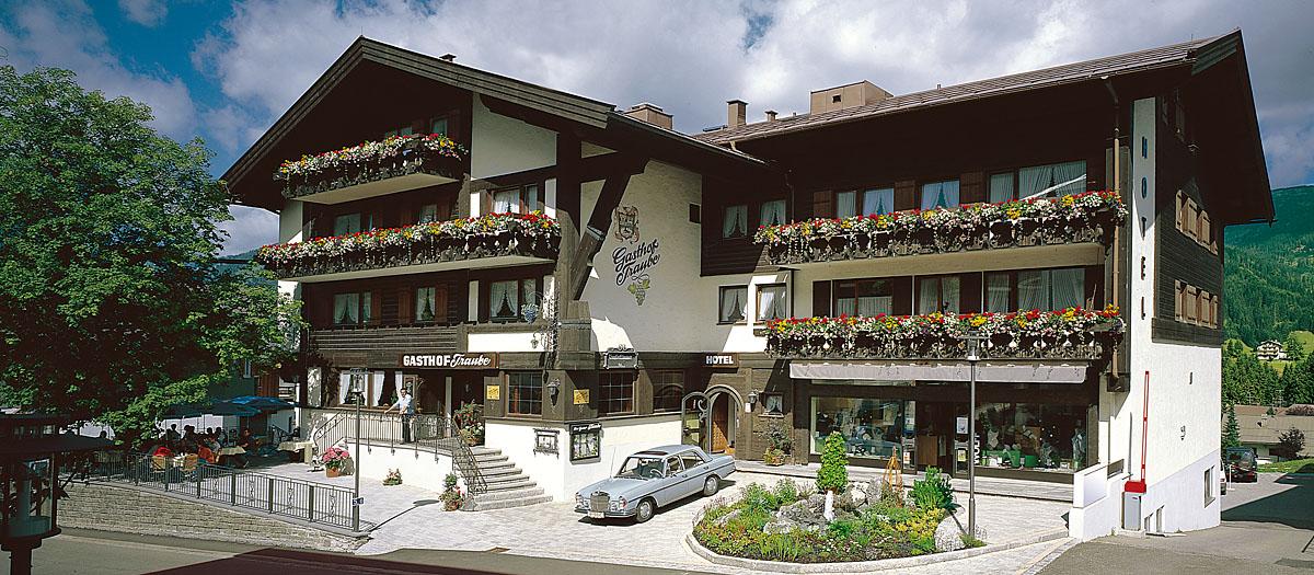 Hotel Mit Wellness Im Kleinwalsertal